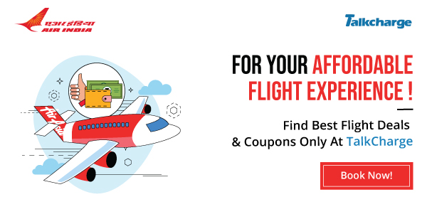 Air India Offers Today
