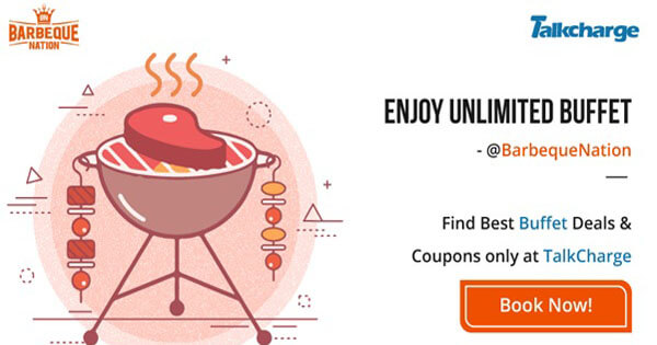 Barbeque Promo Code