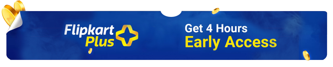 Benefits For Flipkart Plus Subscribers