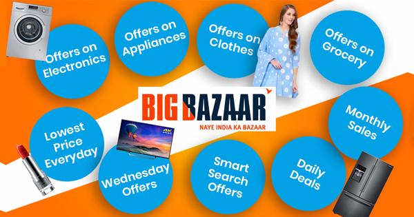 Big Bazaar Offers