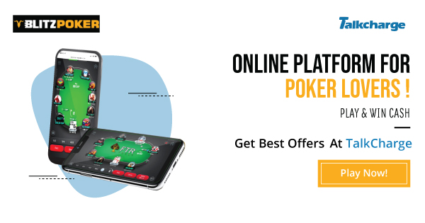 Blitz Poker Offers