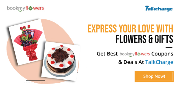 BookMyFlowers Coupon Code