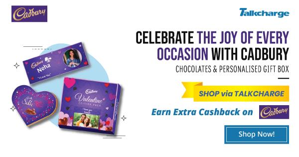 Cadbury Gifting Offers Today