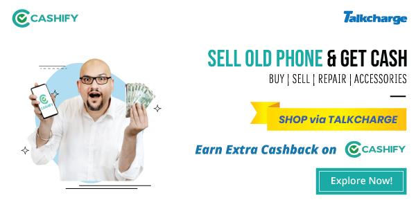 Cashify Promo Code