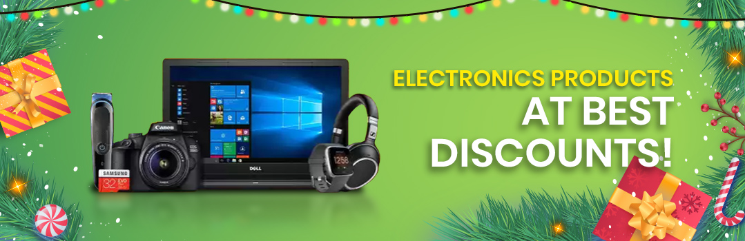 Christmas Electronics Sale