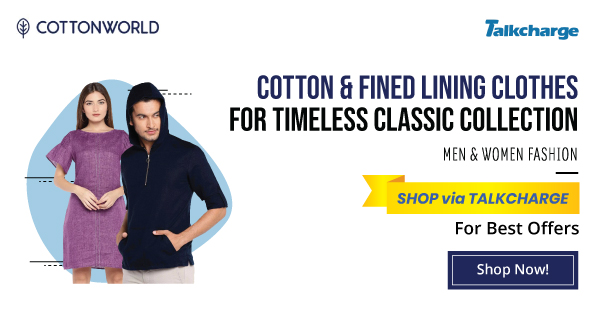 Cotton World Offers