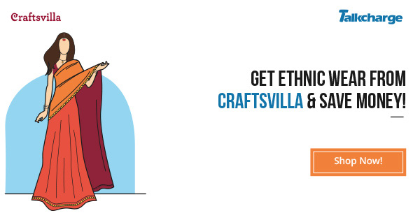 Craftsvilla Offers