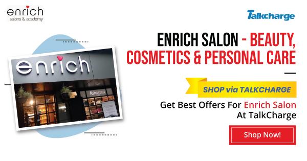 Enrich Salon Coupons
