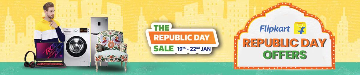 Flipkart Republic Day Offers