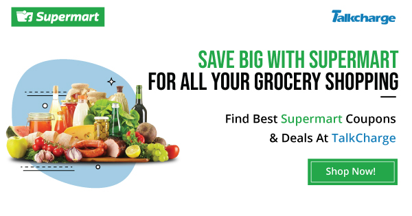 Flipkart Supermart Offers