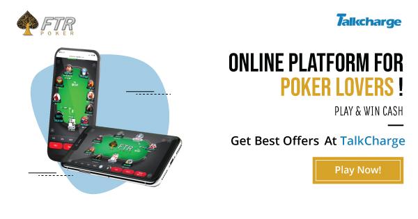 FTR Poker Offers