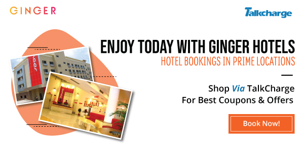 Ginger Hotels Offers