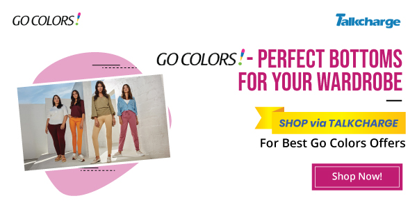 Go Colors Offers