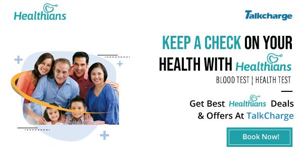 Healthians Offers