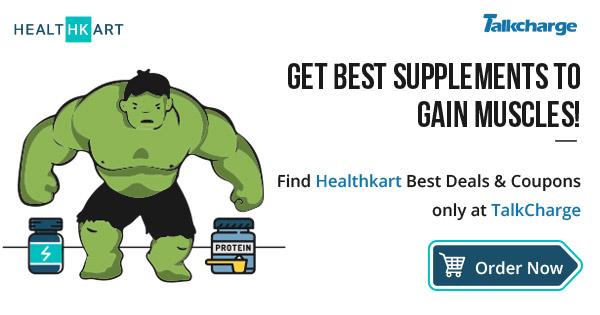 HealthKart Coupon Code