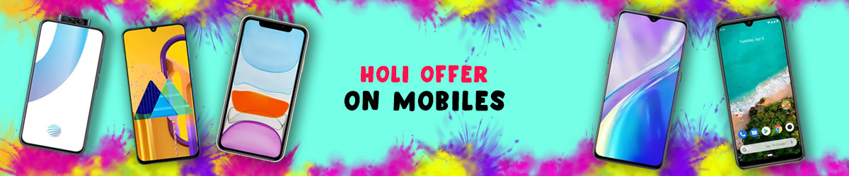 Holi Mobile Offers