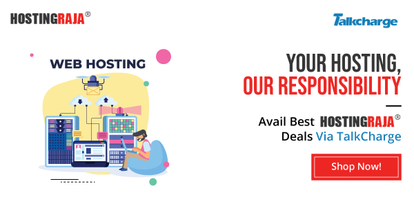 Hosting Raja Offers