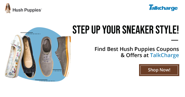 Hush Puppies Offers
