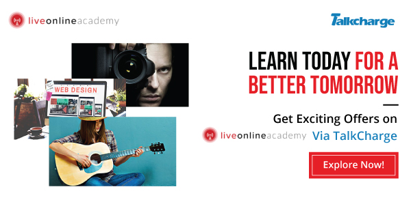 Live Online Academy Offers