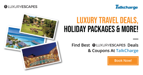 Luxury Escapes Offers