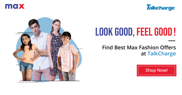 Max Fashion Offers