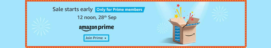Offers for Amazon Prime Members