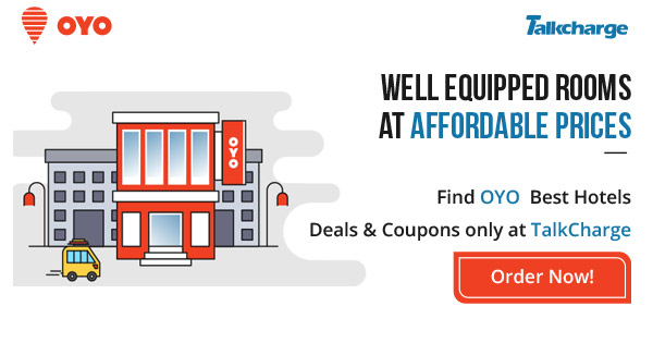 OYO Coupon Codes