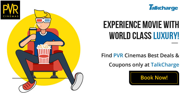 PVR Coupons