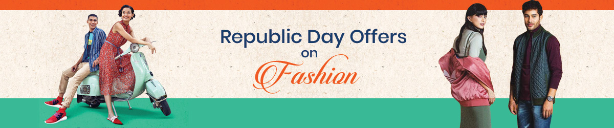 Republic Day Offers on Fashion