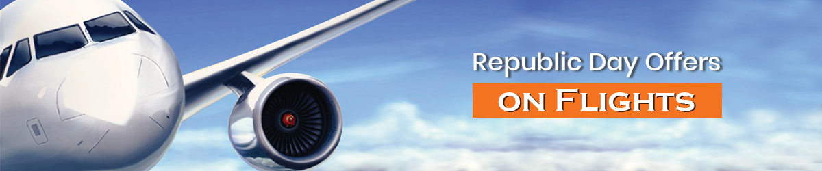 Republic Day Flight Offers