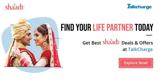 Shaadi.com Offers