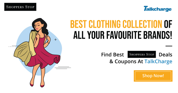 Shoppers Stop Offers
