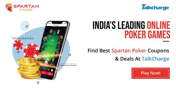 Spartan Poker Offers