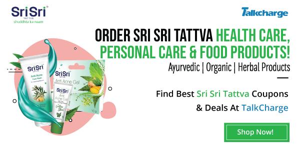 Sri Sri Tattva Discount Coupons