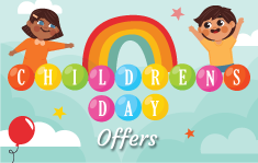 Childrens Day Offers