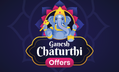 Ganesh Chaturthi Offers
