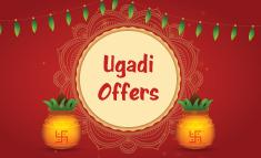 Ugadi Offers