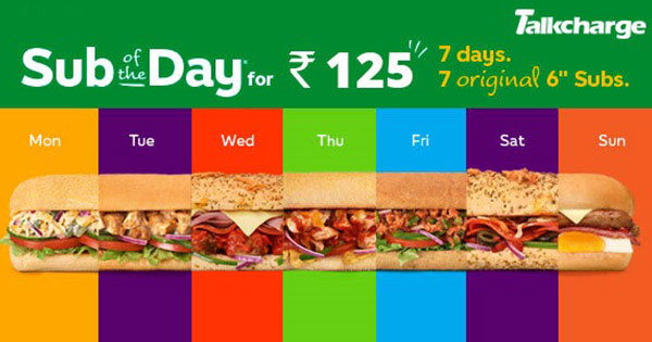 Subway Offers