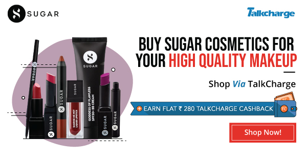 Sugar Cosmetics Coupons
