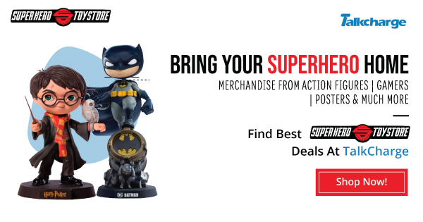 Superhero Toy Store Offers