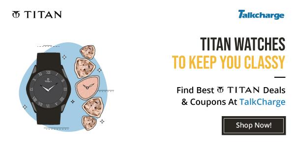 Titan Coupons
