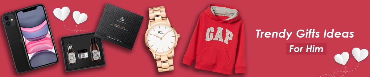 Trendy Gift Ideas for Him