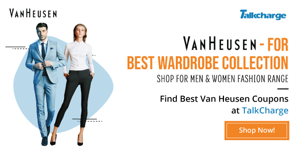 Van Heusen Offers